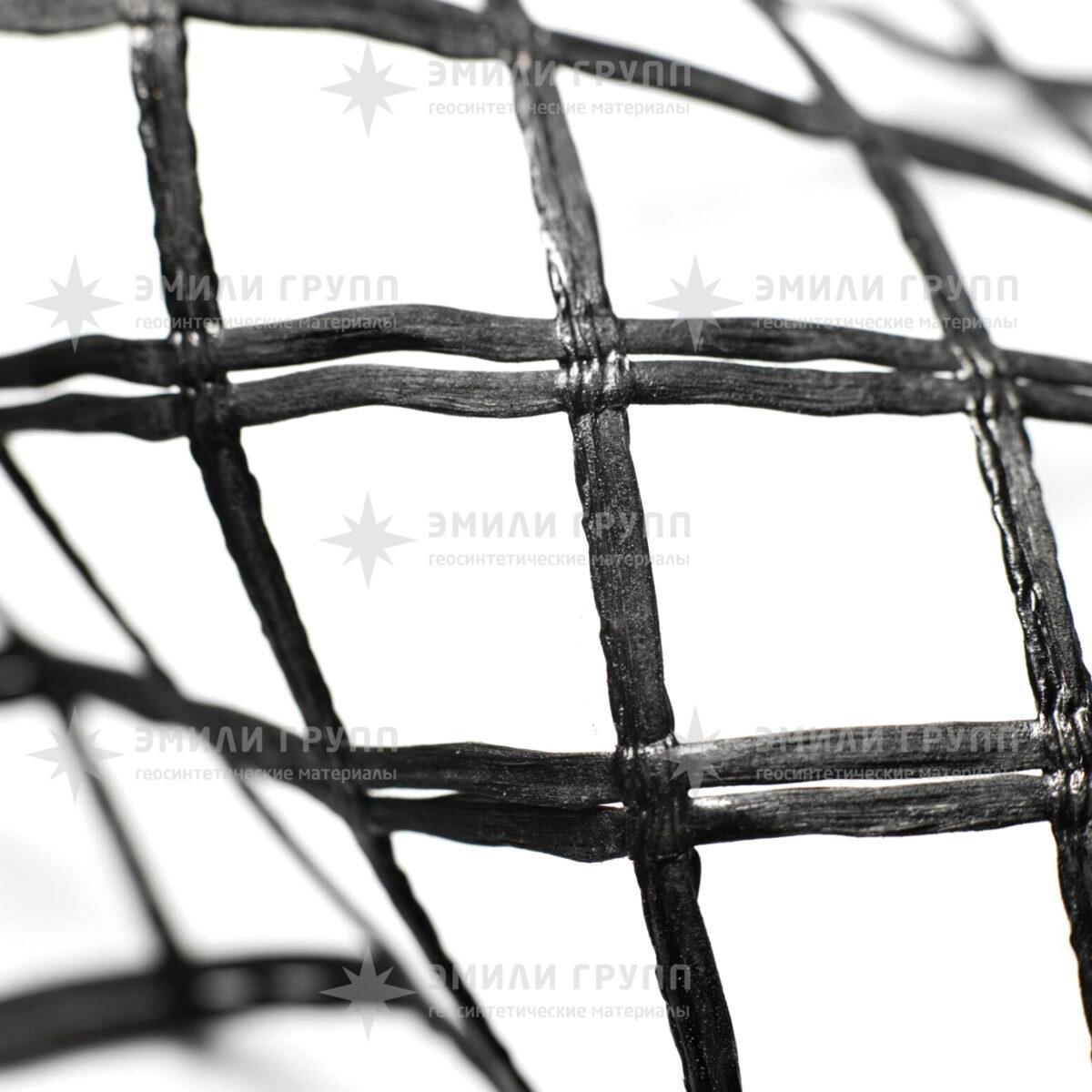Геосетка стеклянная из стекловолокна ЭМИСЕТ ССНП от ЭМИЛИ Групп