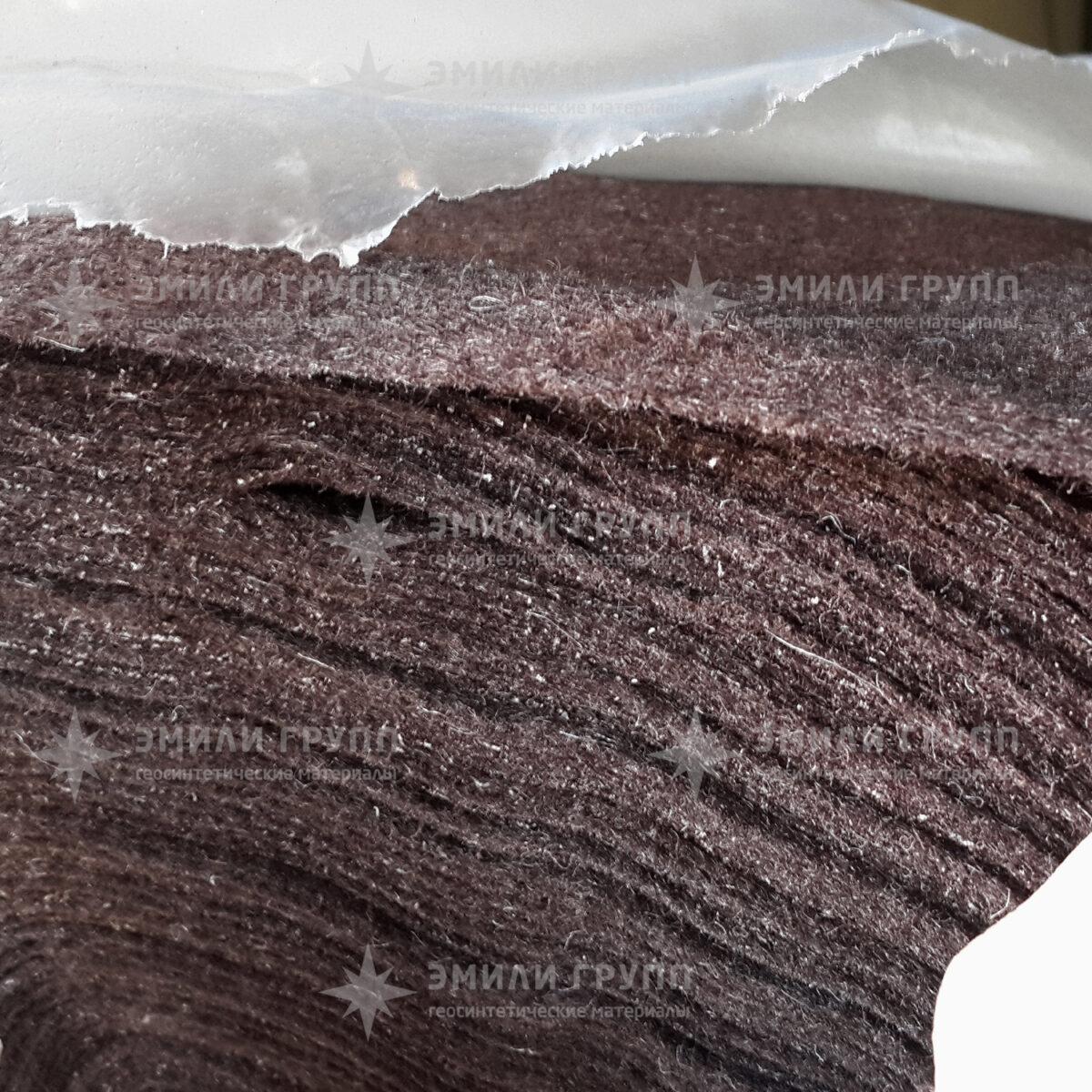 Нетканый иглопробивной геотекстиль ЭМИТЕКС