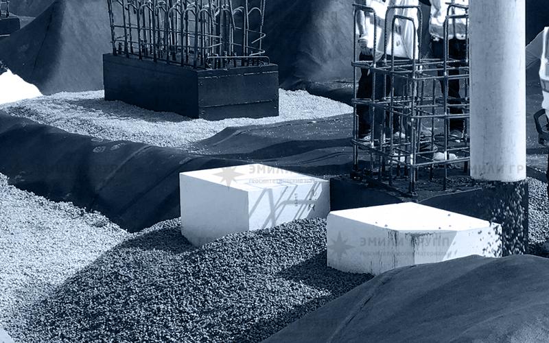 Геотекстиль для строительства ЭМИЛИ Групп