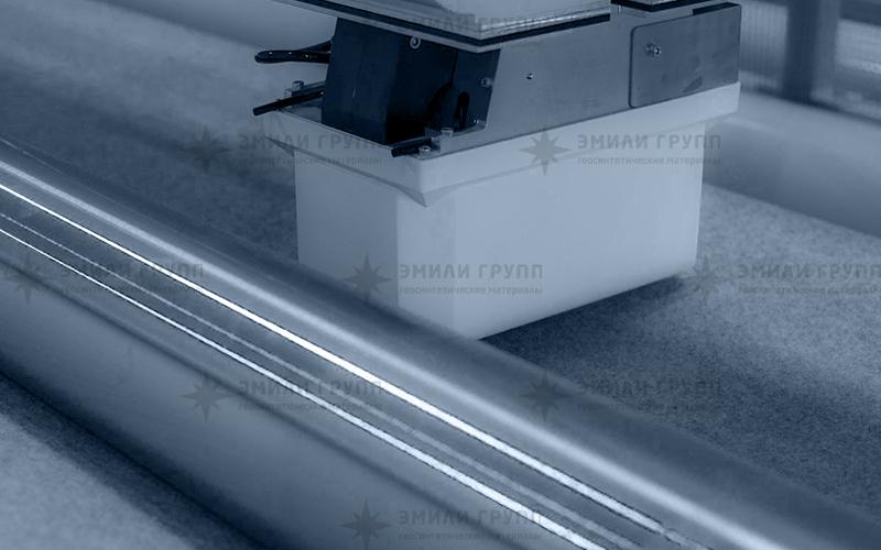 Производство нетканого материала дорнита